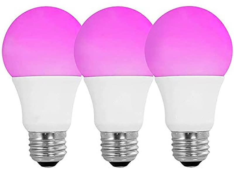 Incandescent Grow Lights for Plants available in Red and Blue Spectrum